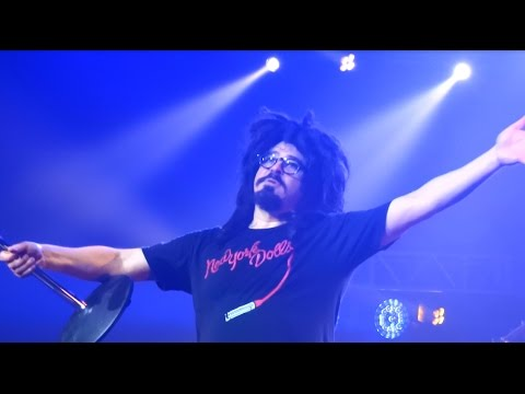 Counting Crows - Omaha (HD) - From Mohegan Sun Arena on 08-22-2015