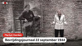 In Jodenbuurt Amsterdam is iedereen weg | Market Garden Journaal | 22 september 1944