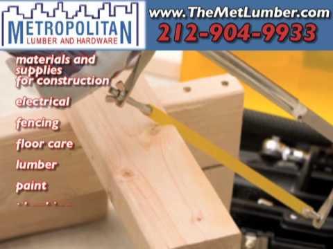Metropolitan Lumber Hardwarehome Hardware