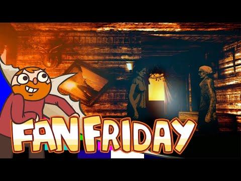 Fan Fr-unday!! - The Cat Lady