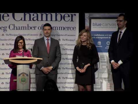 Winnipeg Chamber Volunteer Awards 2017
