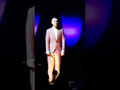 Sam Smith NirvanaIve told you now  9th April 2018 The o2 London