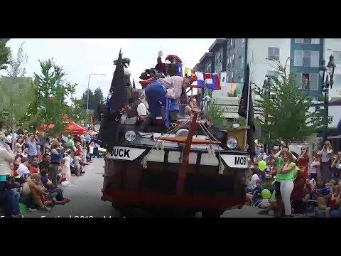 2019 Freedom Festival Children's Parade & Grand Parade