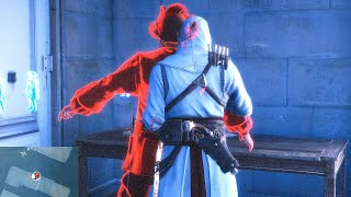 Assassin's Creed Unity Altair `S Outfit Free Roam Stealth & Combat Ultra Settings