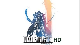Classic PS2 Game FINAL FANTASY XII on PS3 in HD 1080p