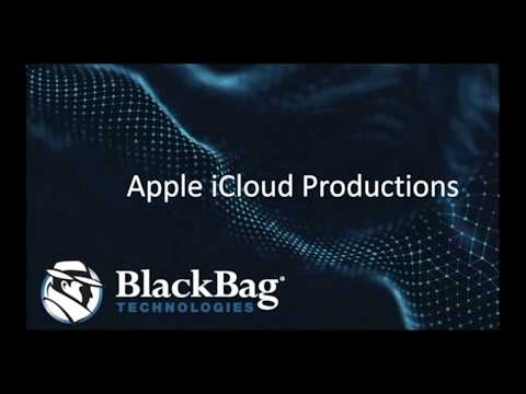 Ask The Expert: Apple ICloud Productions