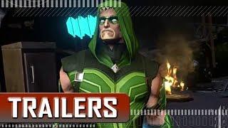 TRÁILER: Infinite Crisis - Flecha Verde