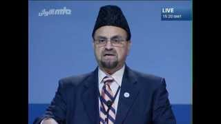 Abrogation of the Holy Qur'an: Setting the Record Straight - Jalsa Salana USA 2012