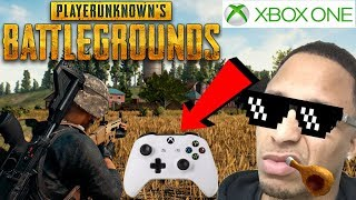 🔴PUBG XBOX ONE S GAMEPLAY | PUBG XBOX ONE S LIVE STREAM | TIME TO GRIND BABY! | LET'S HUNT