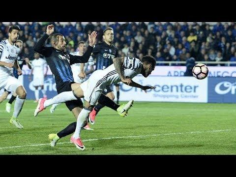 Atalanta - Juventus 2-2 (28.04.2017) 15a Ritorno Serie A (Ampia Sintesi).