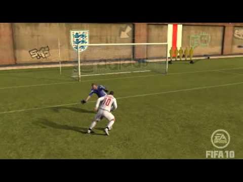 Wayne Rooney scoring a cracker in Fifa10 from YouTube · Duration:  10 seconds