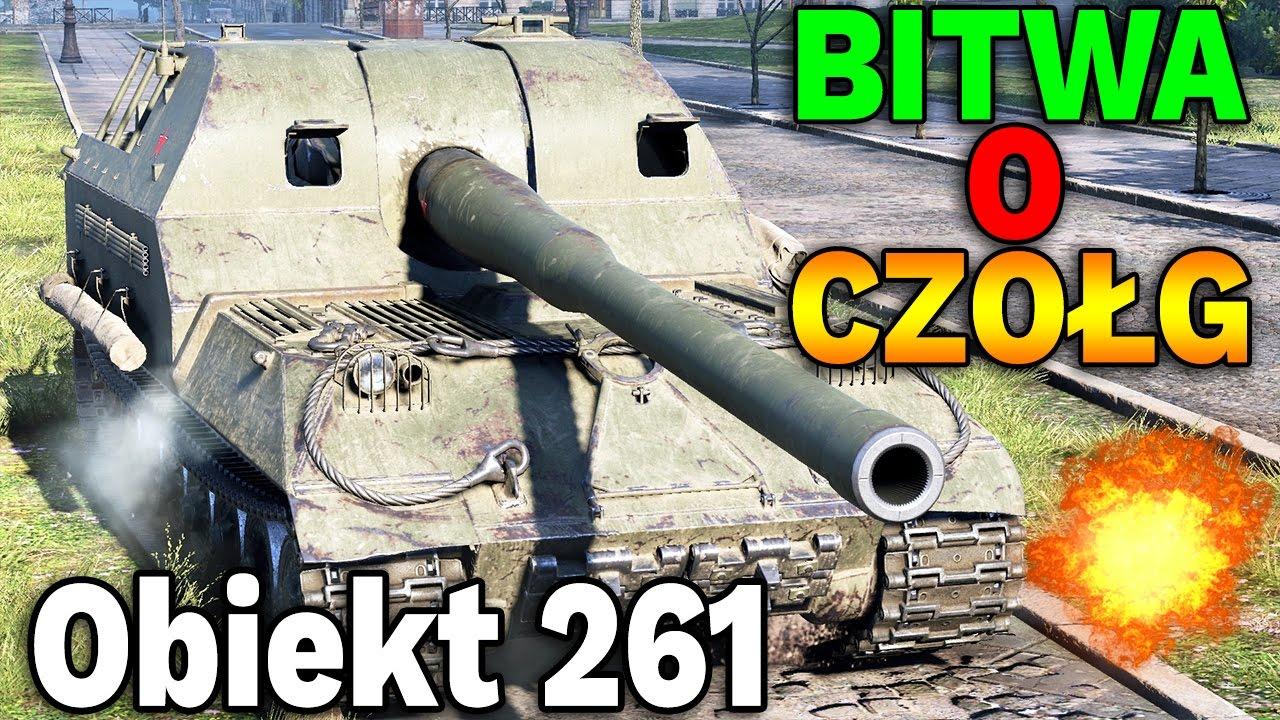 BITWA O CZOŁG #5 – Object 261 – World of Tanks
