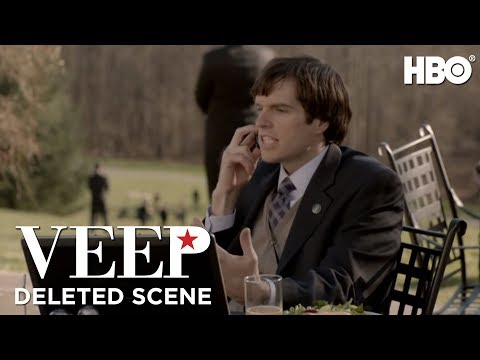 "Veep Season 1: Episode #8 Deleted Scenes - ""Brain Trust"""