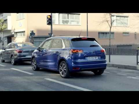 Citroën - C4 Picasso- Tutorial Active Safety Brake