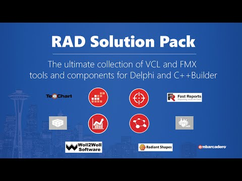 Introducing the RAD Solution Pack