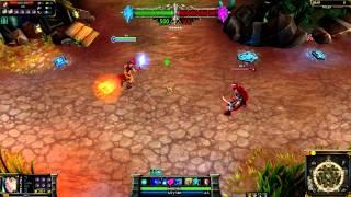 Foxfire Ahri League of Legends Skin Spotlight
