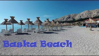 Baska Beach Camping Krk