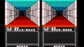 Double Dungeons (TG-16) Glitch