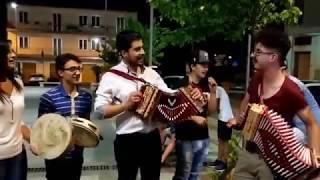 """Fortunato Stillittano & Valentina Donato """" Progetto Tarantella"""" Piazza Mammone - MONTALTO UFFUGO(CS)"""