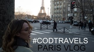 A Weekend in Paris | Travel Vlog | #CODtravels | CIARA O' DOHERTY