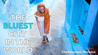 The Mystery of the Blue City in Morocco, Chefchaouen