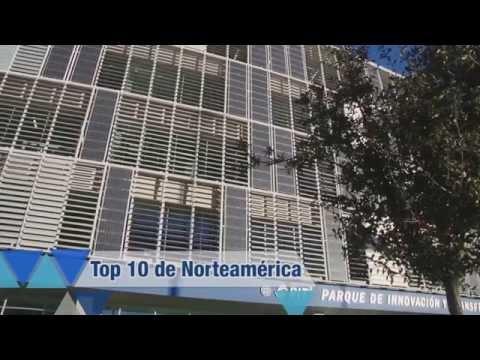 Parque Tecnológico Orión del Tecnológico de Monterrey en Chihuahua