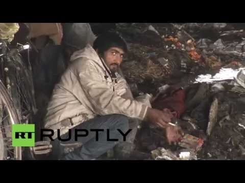 Afghanistan: Opium abuse out of control in world's poppy capital