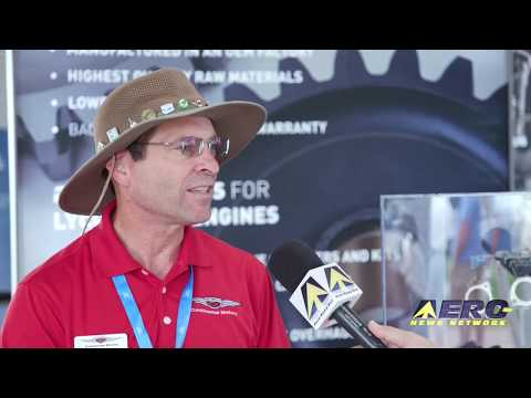 Aero-TV: 'As Excited As We've Ever Been' - Continental Motors' Rhett Ross