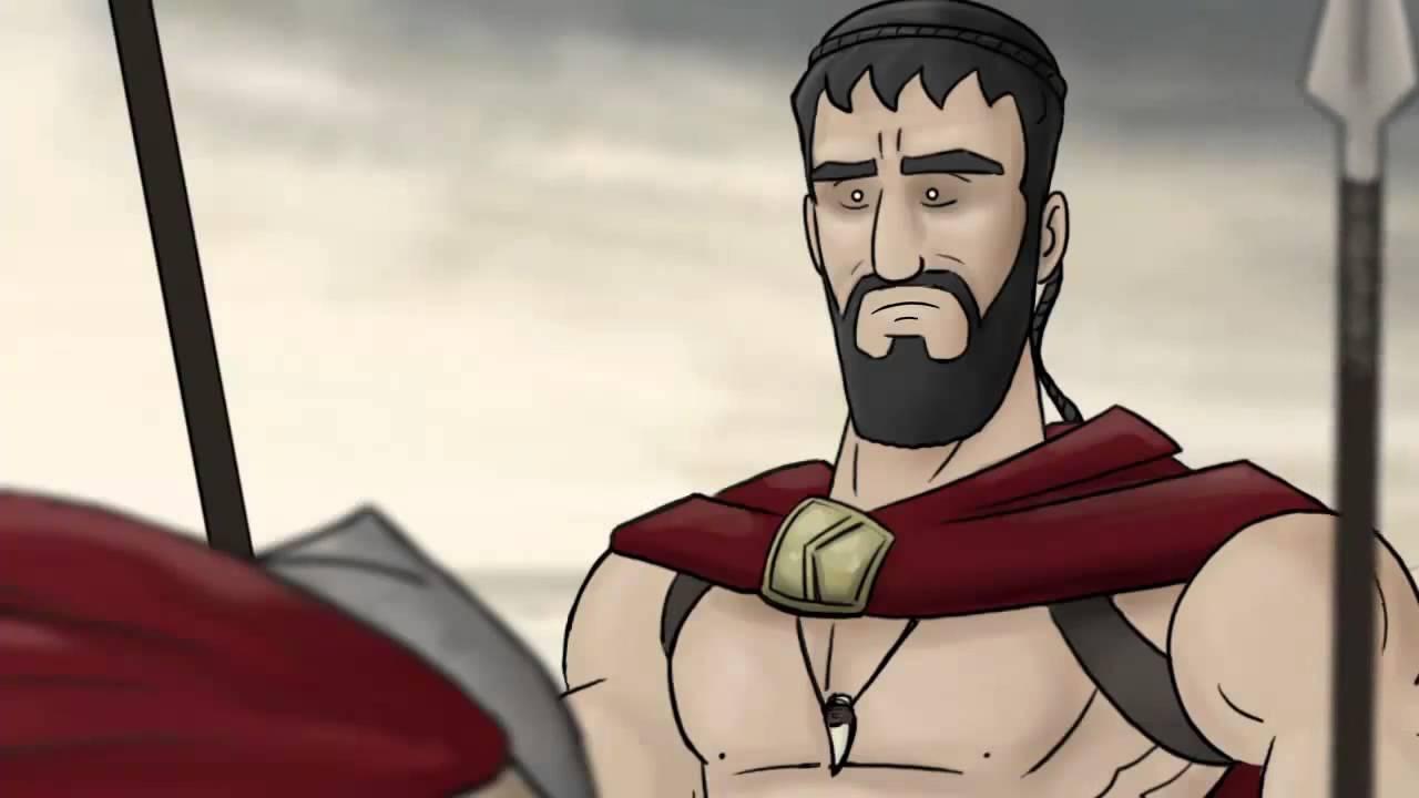 300 спартанцев — Как это должно было закончиться