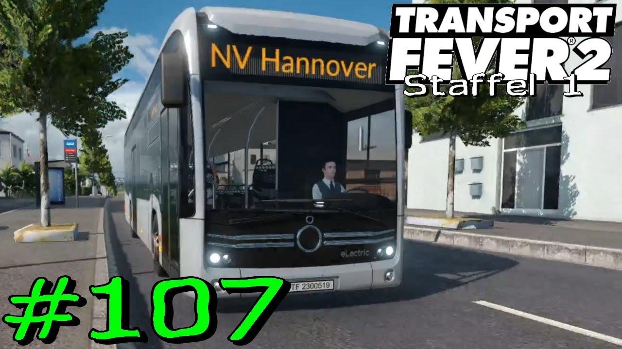 Transport Fever 2 #107 - Kombi Bretterzug auf dem Stahlberg [Gameplay German Deutsch]