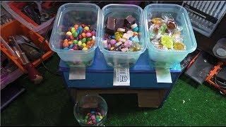 Jak zrobić dozownik słodyczy [EASY]