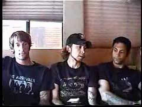 Rise Against - Interview
