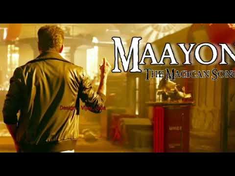 Mersal Mayon Magician Full Song | Vijay |kajal | Samantha