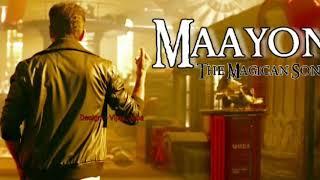 Mersal Mayon magician full song   vijay  kajal   Samantha