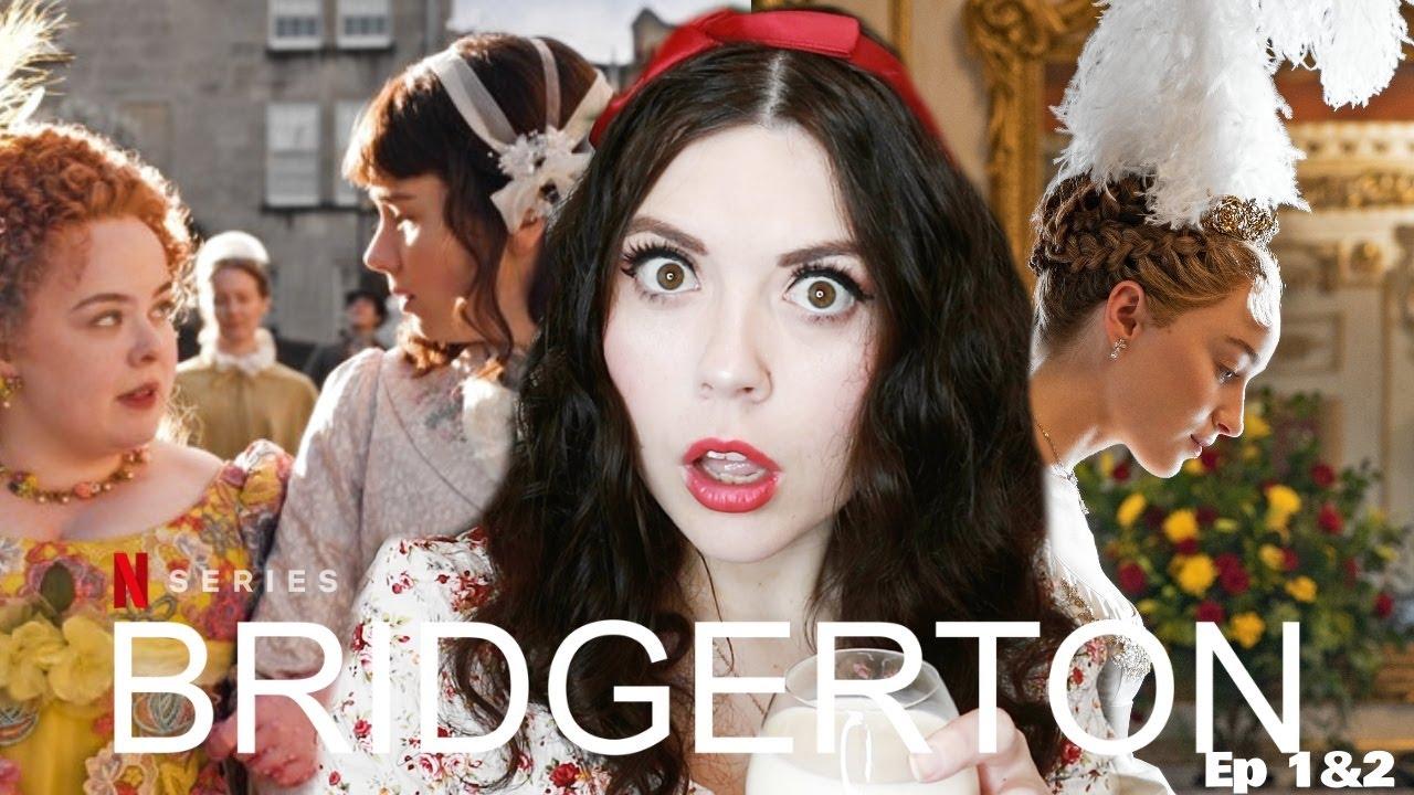 Is *BRIDGERTON* worth the hype!? Ep1&2