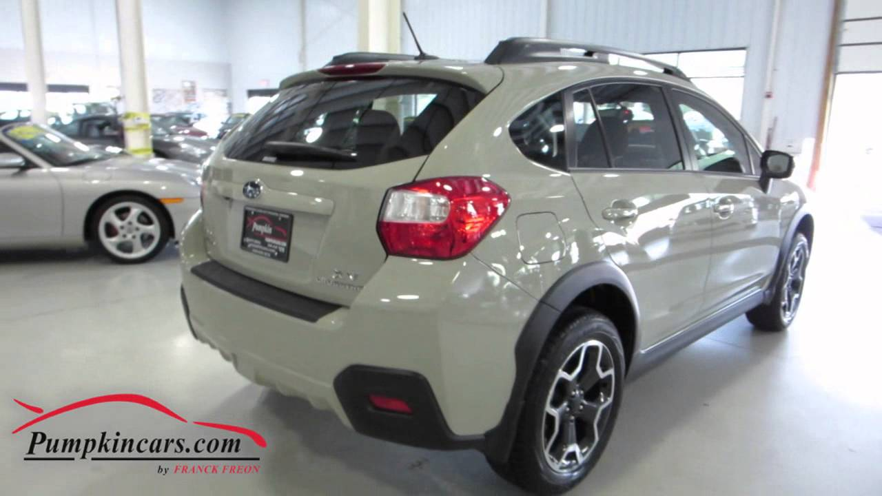 2017 Subaru Xv Crosstrek Limited