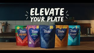 Elevate Your Plate with Tilda Steamed Rice