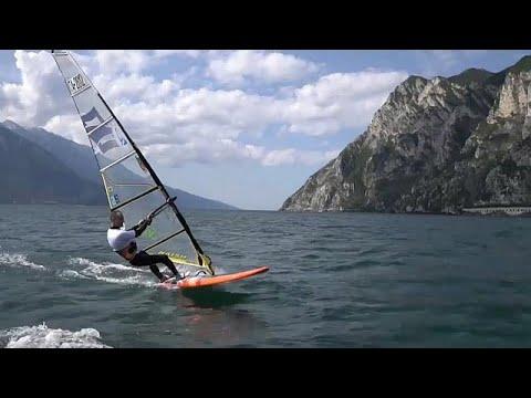 Windsurf sonha com Jogos Paralímpicos