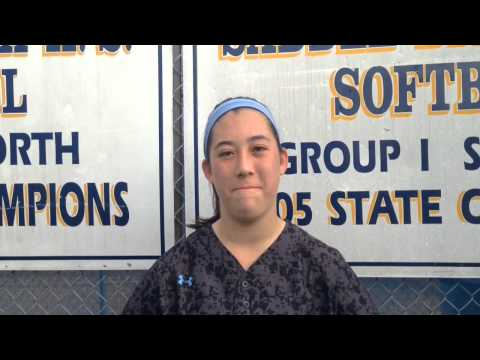 Mount St. Dominic's Kelsey Oh talks after topping Lodi Immaculate
