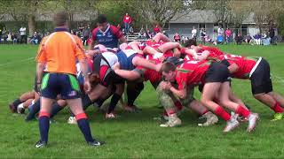 Salem Rugby(LostBoys) vs Clark County(Warriors)