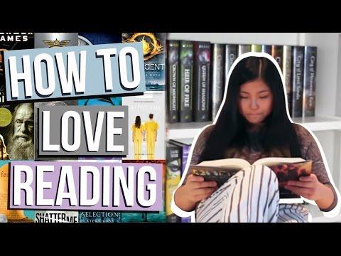 How to Love Reading! // Alli Nicole