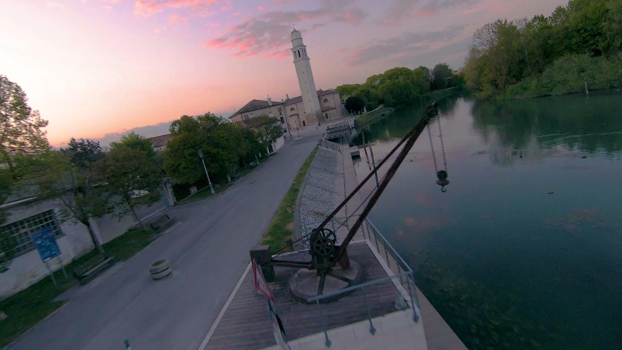 Download Un tramonto sul Sile | Casier | DJI FPV