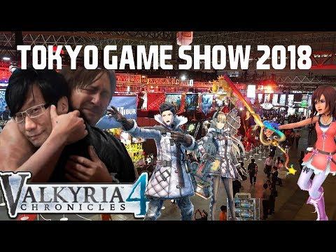 Vlog   VISITAMOS la Tokyo Game Show 2018 - En Español #1