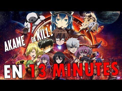 Download Akame ga Kill! EN 13 MINUTES | RE: TAKE