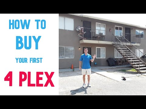 How I Bought a 4plex As My First Investment Property (+The Numbers) | The Journey to Wealth 12