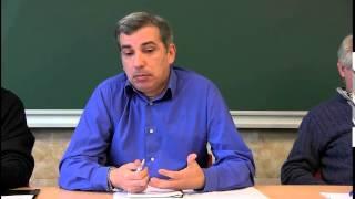 Preguntas y expectativas que surgen en el ámbito pastoral, por fr Juan Antonio Terro?n