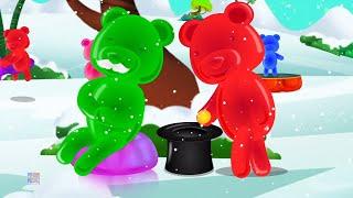 Приближается Рождество русские песни для детей Videos for Kids Folk Song Christmas Is Coming