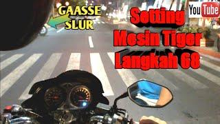Riding malam Naik Tiger Herex Sambil Berburu Cewek Ke Kota Slurr !!!!. Mojokerto herex