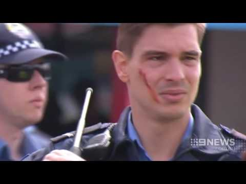 Race Riots | 9 News Perth