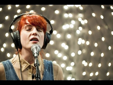 Florence and the Machine - Rabbit Heart (Live on KEXP)